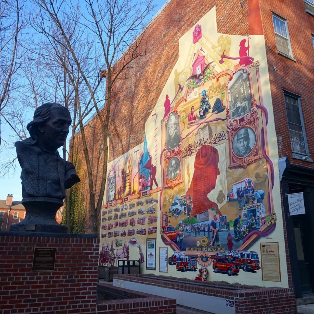 The History of Benjamin Franklin: Founder of The Union Fire Company