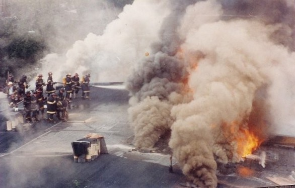 Waldbaum's Supermarket Fire (August 2, 1978)