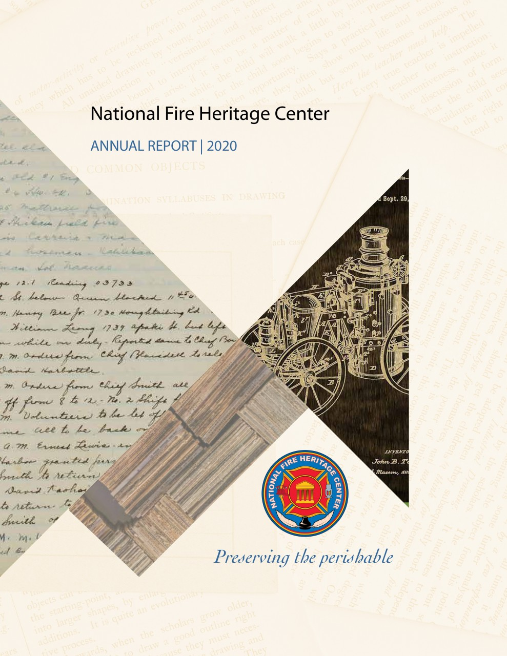 National Fire Heritage Center: Annual Report 2020